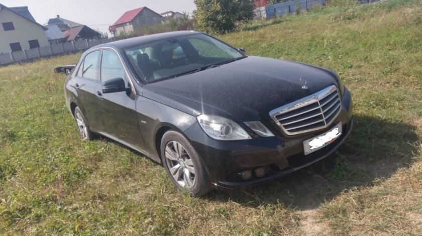 Toba intermediara Mercedes E-CLASS W212 2010 Berlina 2.2CDI