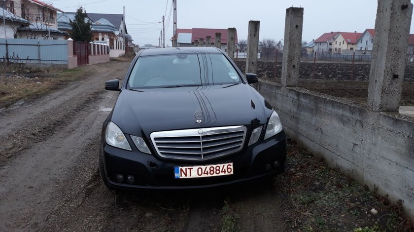 Toba intermediara Mercedes E-CLASS W212 2010 Berlina 2.2 cdi