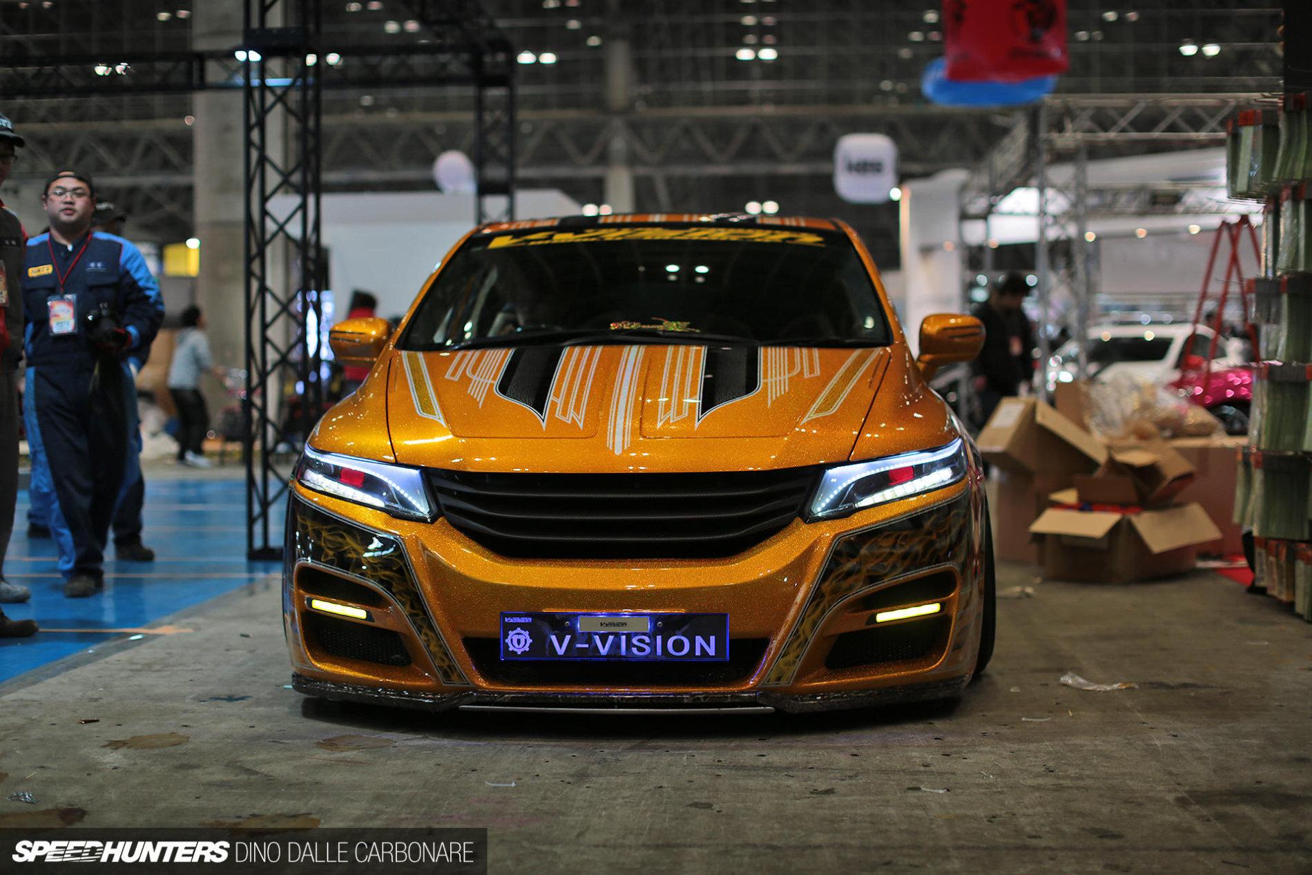 Tokyo Auto Salon 2014 - Tokyo Auto Salon 2014