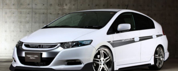 Tommy Kaira coafeaza hibridul Honda Insight