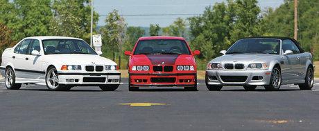 Top 10 BMW-uri care merita cumparate la mana a doua in Romania