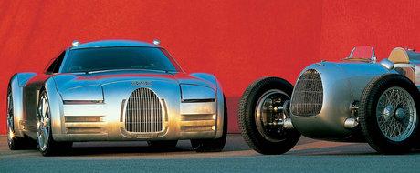 Top 10 cele mai ciudate concepte facute vreodata de Audi