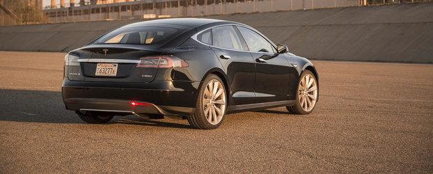 TOP 10 Cele mai rapide masini electrice