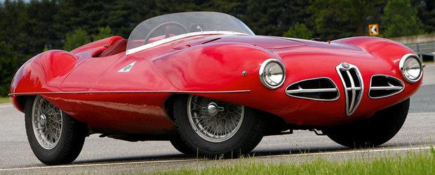 Top 10 cele mai tari masini Alfa Romeo fabricate vreodata