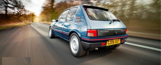 Top 10 cele mai tari masini Hot-Hatch din anii '90
