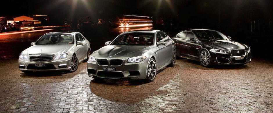 Top 10 masini care au incercat fara succes sa fie BMW M5 killers