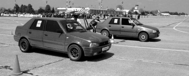 Top 10 masini de curse in Romania anilor 2000