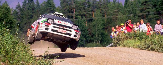 Top 10 masini istorice din WRC care ne-au marcat copilaria