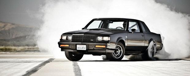 Top 10 Muscle Car-uri puse la zid de reglementarile pentru noxe din anii '80