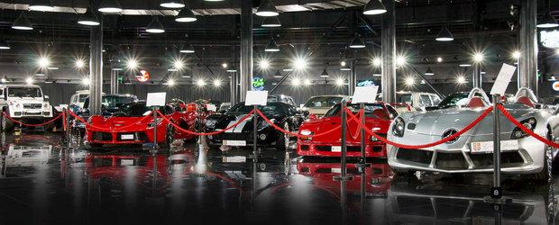 Top 15 cele mai tari masini din colectia lui Ion Tiriac