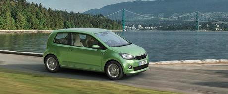 Top 17 cele mai ieftine masini de oras noi care se vand in Romania cu o transmisie automata