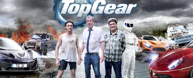 Top 3 momente preferate de noi ale emisiunii Top Gear