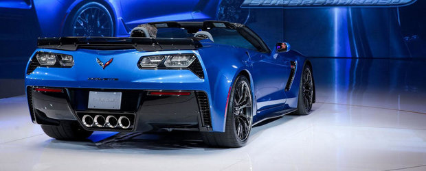 Top 5: Cele mai incitante aparitii din cadrul Salonului Auto de la New York 2014