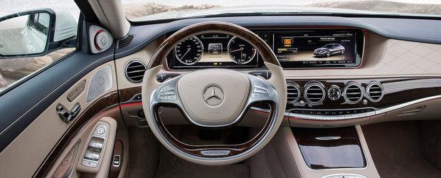 TOP 5: Cele mai tehnologizate masini ale anului 2013