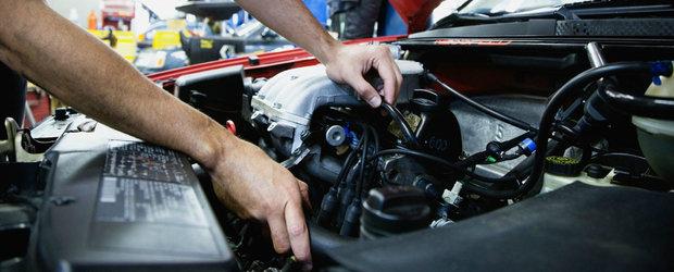 Top 5 probleme pentru care soferii din Romania ajung la service cu masina