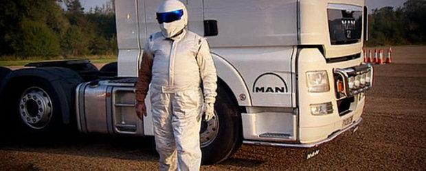 Top Gear America va avea propriul Stig!