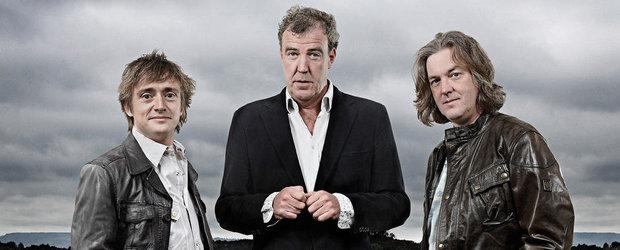 Top Gear dupa Clarkson. O emisiune 'penibila' cu un 'Jeremy-surogat'