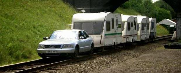 Top Gear face trenuri din masini - un episod cu recomandari calde!