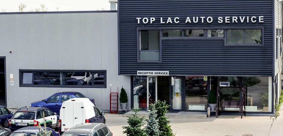 Top Lac Auto Service este din nou Centru de Constatare a Daunelor Auto Allianz Tiriac