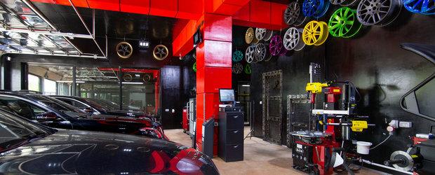 Top Wheels Auto duce reconditionarea jantelor la rang de arta cu cel mai performant sediu din Romania