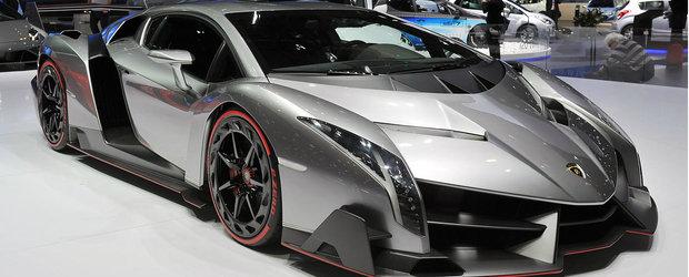 Topul celor mai scumpe masini in 2013