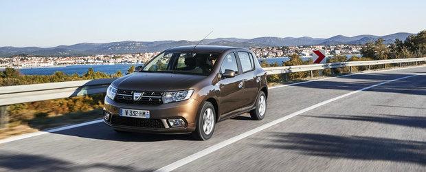 Topul celor mai vandute masini din lume in primele 6 luni ale anului. Pe ce loc se situeaza Dacia