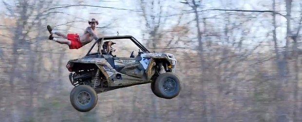 Tot ce are roti si motor este dementa curata: noul film semnat Travis Pastrana