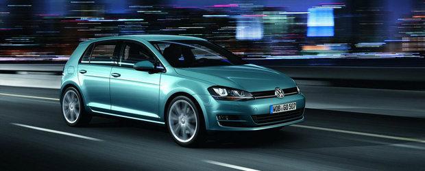 Tot ce nu stiai despre Volkswagen Golf 7 si aptitudinile sale