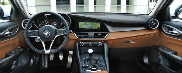 Tot ce trebuie sa stii despre noua Alfa Romeo Giulia. Cum arata, cat consuma si ce poate
