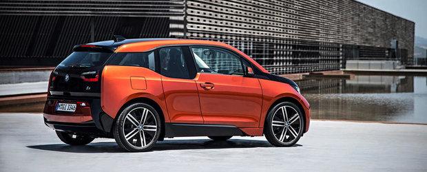 Tot ce trebuie sa stii despre noul BMW i3, primul BMW electric din istorie