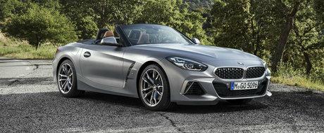 Tot ce trebuie sa stii despre noul BMW Z4: versiune de baza cu 197 de cai si plafon care coboara in 10 secunde