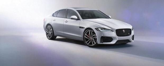 Tot ce trebuie sa stii despre noul Jaguar XF. Plus GALERIE FOTO si VIDEO