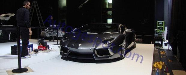 Tot ce trebuie sa stii despre noul Lamborghini LP700-4 - Plus primele poze LIVE!