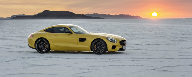 Tot ce trebuie sa stii despre noul Mercedes AMG GT