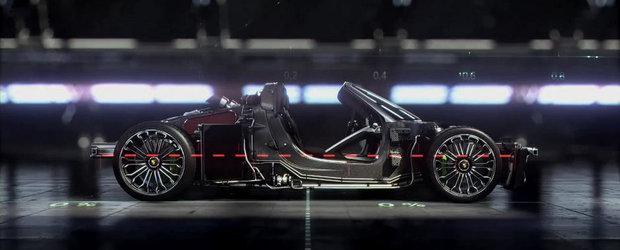 Tot ce trebuie sa stii despre sasiul noului Porsche 918 Spyder