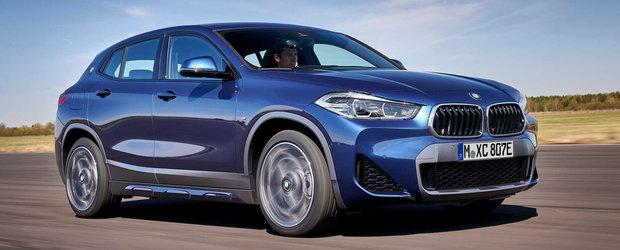 Tot ce vrei sa stii despre BMW X2 plug-in hybrid. Plus o GALERIE FOTO completa