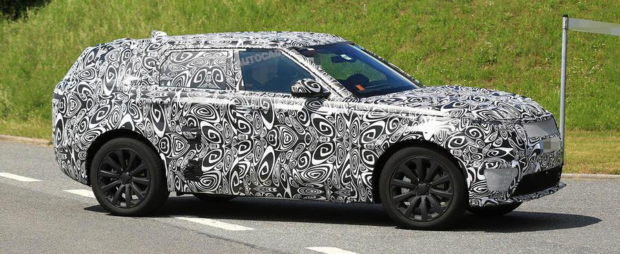 Tot de la britanici vine salvarea. Range Rover pregateste un rival pentru nu tocmai frumosul BMW X6