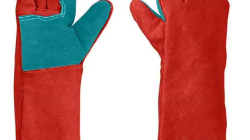 TOTAL - Manusi de protectie - sudor - piele - marime 16 MTO-TSP15161