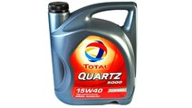 Total quartz 5000 ulei motor 15w40 5l pt diesel