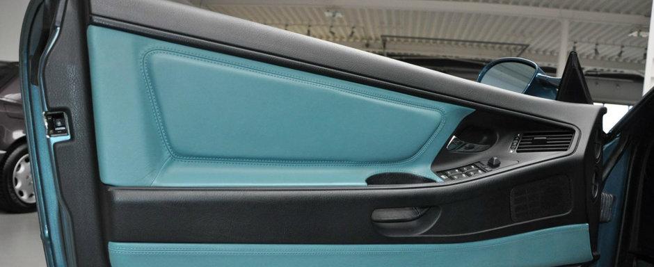 Toti raman cu gura cascata cand vad interiorul acestui BMW Seria 8. E facut la comanda si...