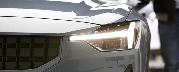 Toti s-au inghesuit sa vada noul POLESTAR 2. Concurentul lui MODEL 3 promite 500 km autonomie