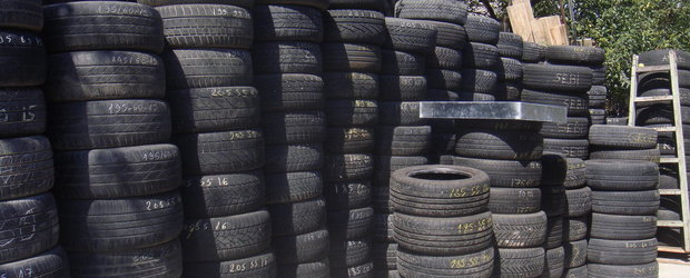 Totul despre anvelopele second-hand: de ce majoritatea vandute in Romania sunt bune de aruncat la gunoi?