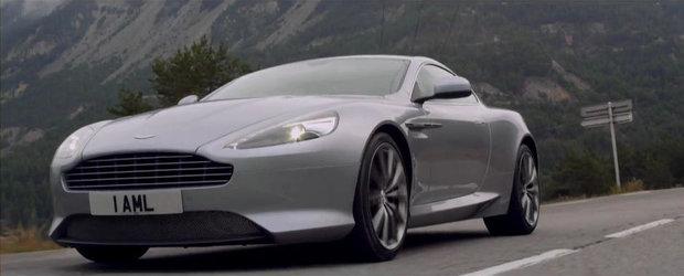 Totul despre Aston Martin DB9. Episodul 1: Designul