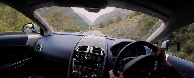 Totul despre Aston Martin DB9. Episodul 2: Aspectul tehnic