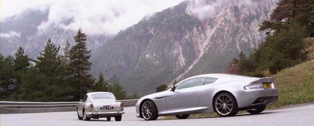 Totul despre Aston Martin DB9. Episodul 3: Istoria