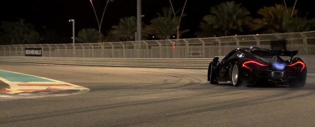 Totul despre McLaren P1. Plus un test complet, pe strada si circuit