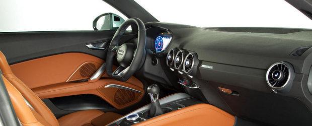 Totul despre noul Audi TT. PLUS primele fotografii reale!