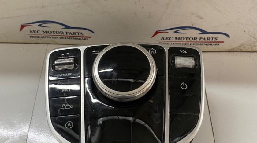 Touchpad ( complet ) de Mercedes-Benz clasa E w213 cod : A2139008510 / A2139056603 / A2139059505