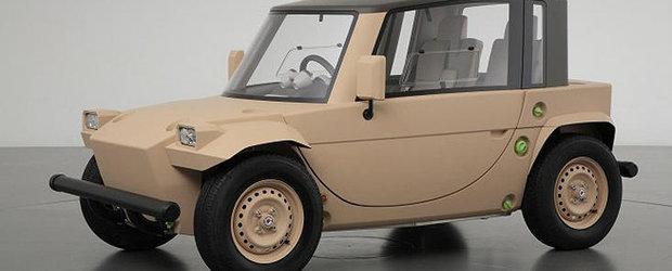 Toyota a realizat un concept jucarie pentru copii