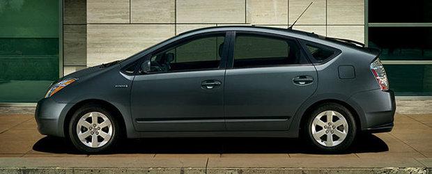 Toyota anunta doua actiuni de recall in Romania